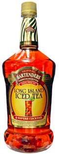 Original Bartenders Cocktails Long Island Iced Tea 750ml -...